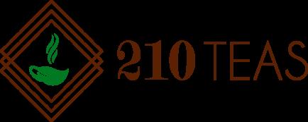 210 Teas Brown Logo
